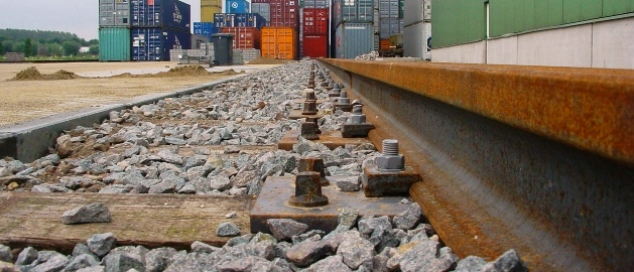 High web crane rail - Bemo Rail de specialist op het gebied van