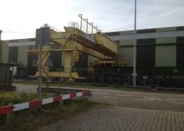 Tata Steel PAF crane